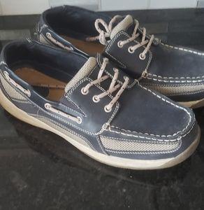 Croft & Barrow mens boat shoes size 12 med